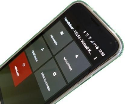 CIMBA - die Telematik-App